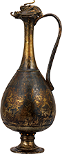 国宝竜首水瓶(りゅうしゅすいびょう)