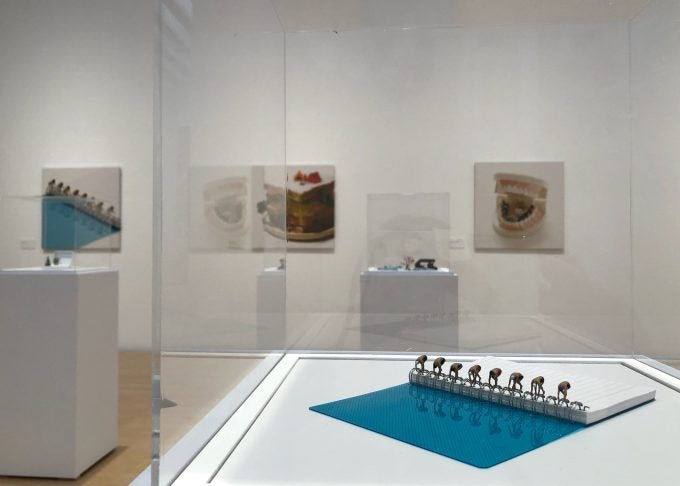 印象の差異を楽しむ 「縮小/拡大する美術 センス・オブ・スケール展 ...