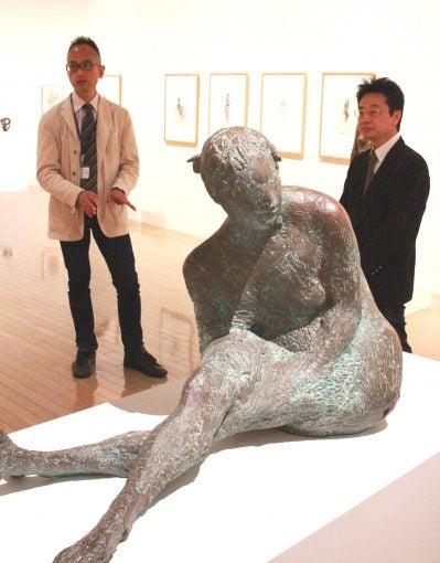 彫刻家にとってデッサンとは? 【きよみのつぶやき】第16回(「空間に ...